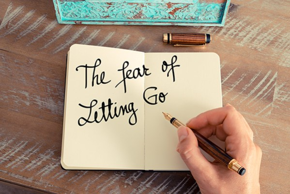Fear of Letting Go
