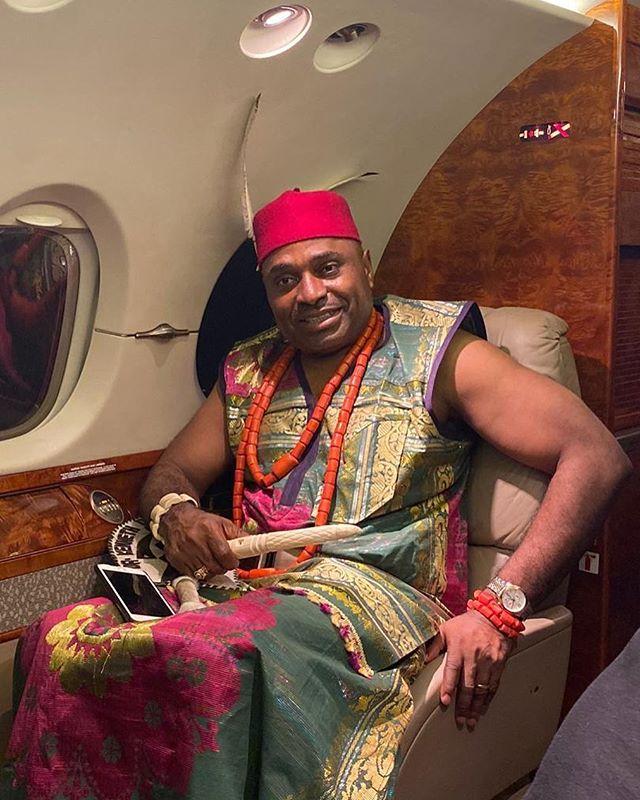 Kenneth Okonkwoas Andy Okeke