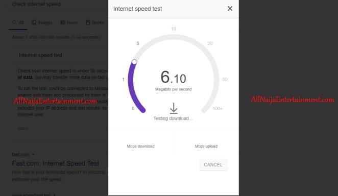 Internet Speed Checker