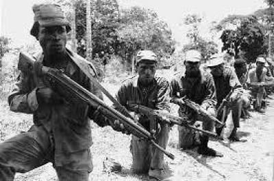 BIAFRA WAR: War Between Biafra And Nigeria In 1967 - 1970