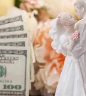 Dinero boda