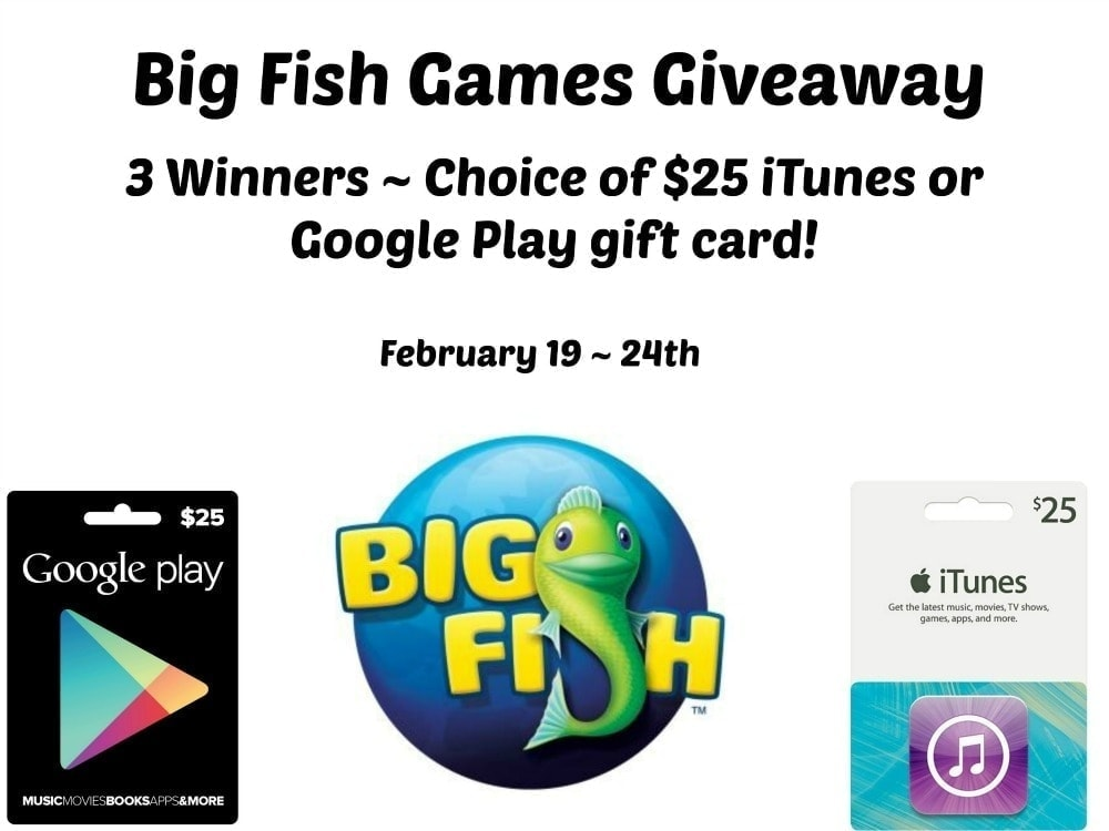 Big fish games giveaway an exercise in frugality for Big fish facebook