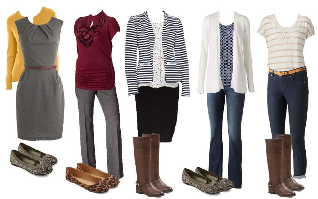 Outfits Week 4