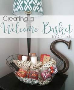 Creating a Perfect Welcome Gift for Guests