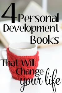 4 Personal Development Books That Will Change Your Life