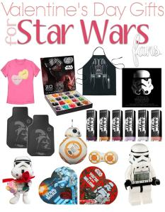 Valentine's Day Gifts for Star Wars Fans