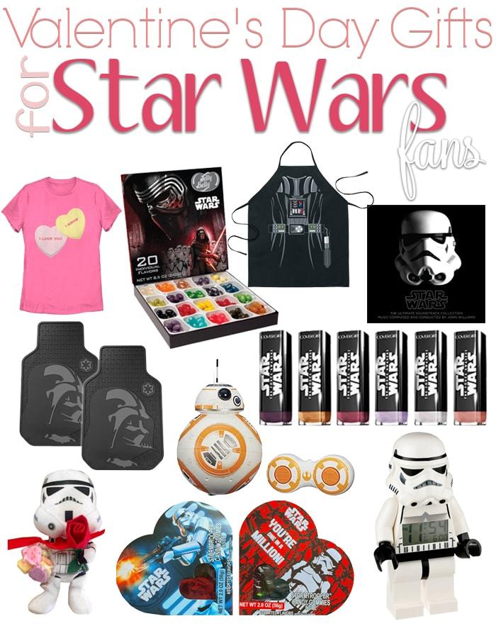 Star Wars Valentine's Day