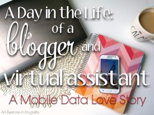 A Day in the Life: Blogger and Virtual Assistant