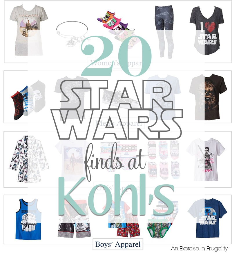 Star Wars Deals Kohls