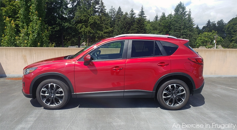 The 2016 Mazda CX-5 Grand Touring is a car I have coveted for a long time, but I finally got a chance to drive one for a week. Take a look at the pictures and the rundown of our review! #DriveMazda #DriveShop #ad