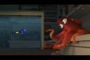 Finding Dory: My New Favorite Disney Movie!