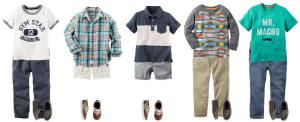 Back to School for Boys from Carter's