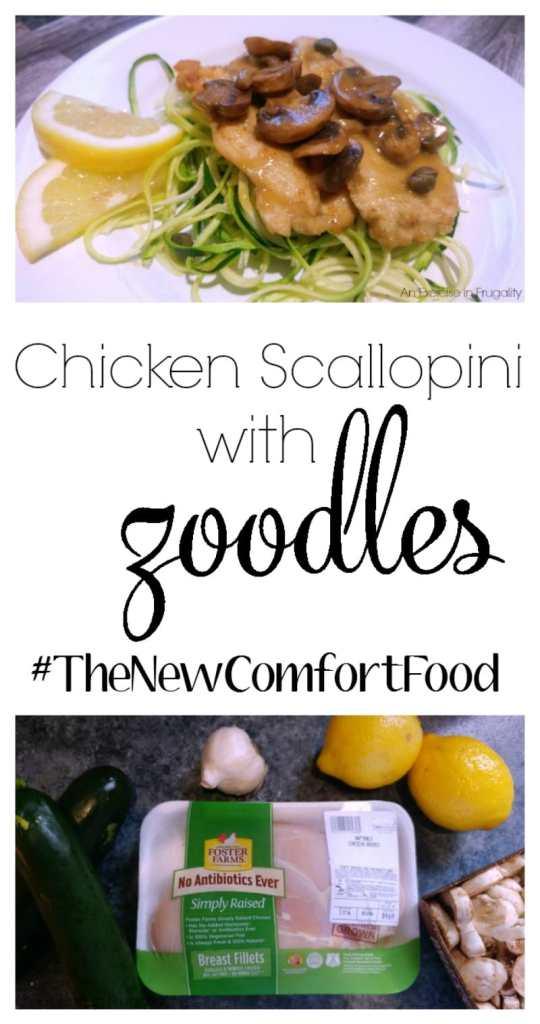 Chicken Scallopini Recipe