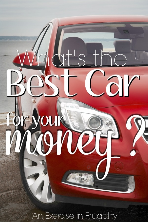 What's the Best Car for the Money?- U.S. News and World Report rated the Best Cars for the Money and the winners may surprise you! A must-read if you're thinking about getting a new car. Definitely pays to do your research and get the best value.