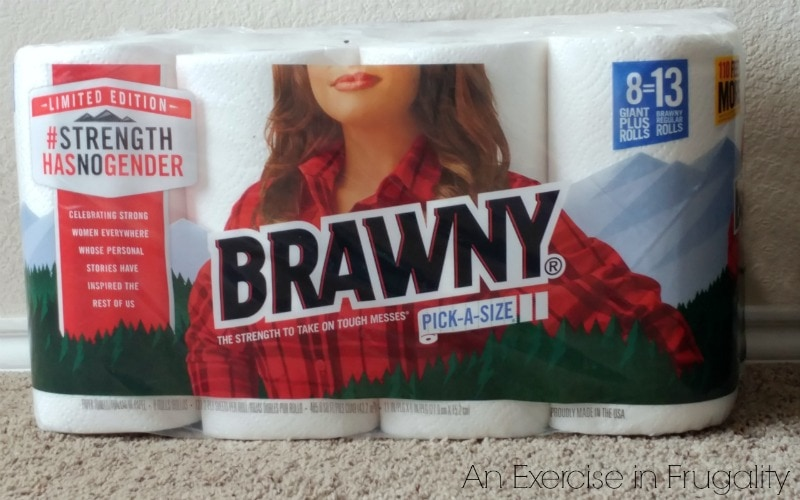 Brawny Strength Has No Gender
