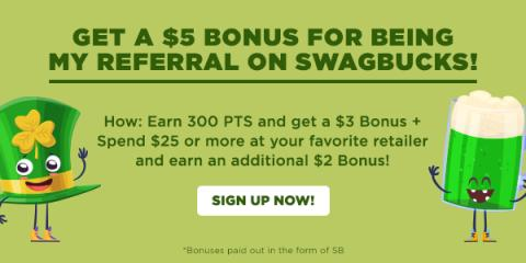 The March Referral Bonus is Here!