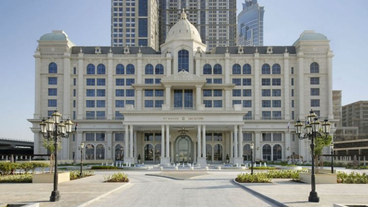 st-regis-dubai-hotel-in-downtown-dubai-day-exterior