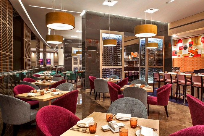 Teatro Downtown- signature restaurant