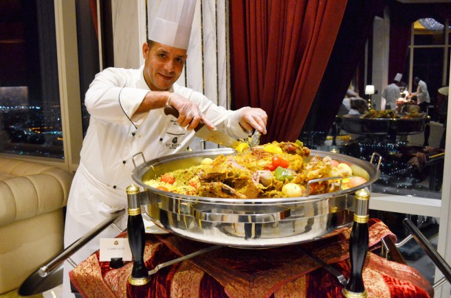 The St. Regis Abu Dhabi_Iftar in The Clouds 29