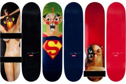 supreme-x-george-condo---skate-decks---2