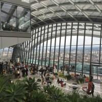 Review: Sky Garden, London