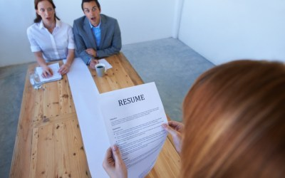 Executive Resume Length: Does Yours Fit The Right Audience?