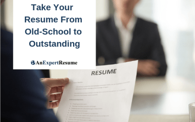 7 Tips to Take Your Executive Resume From Old-School to Outstanding