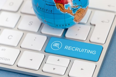 executive recruiter listings