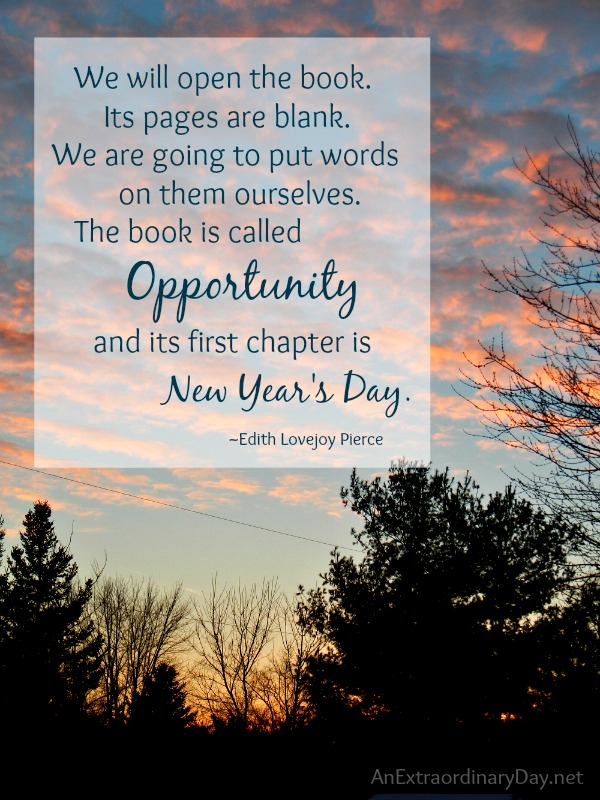 book new year quotes