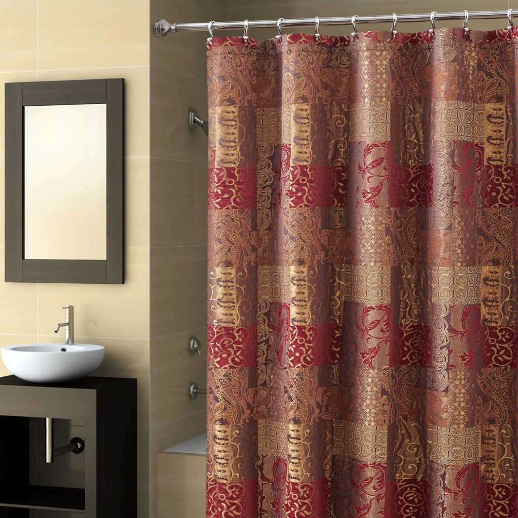 j croscill shower curtain bed bath and