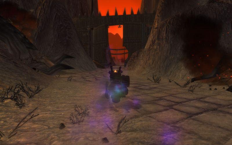 shadow priest on motorcycle