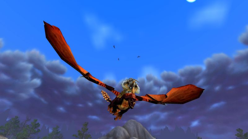 Need moar boomkins on dragons!