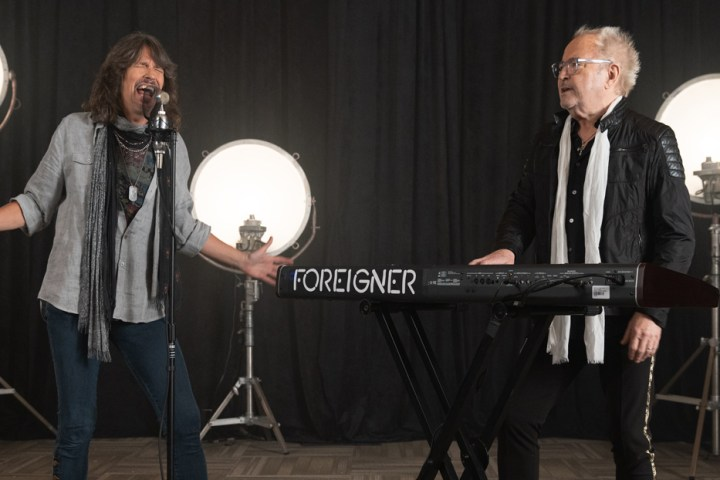 Shriner's Foreigner Video