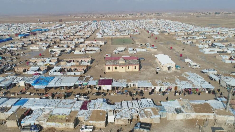 ANF | 6000 Syrian nationals have left the Hol Camp