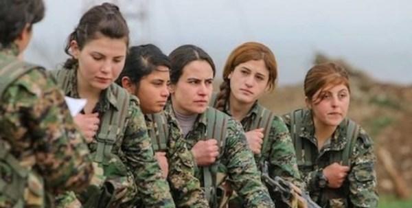 ANF | Declaración del Comando General YPJ de Afrin