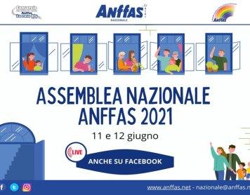 Assemblea Nazionale Anffas 2021 – in anteprima il Codice di Qualità e Autocontrollo Anffas