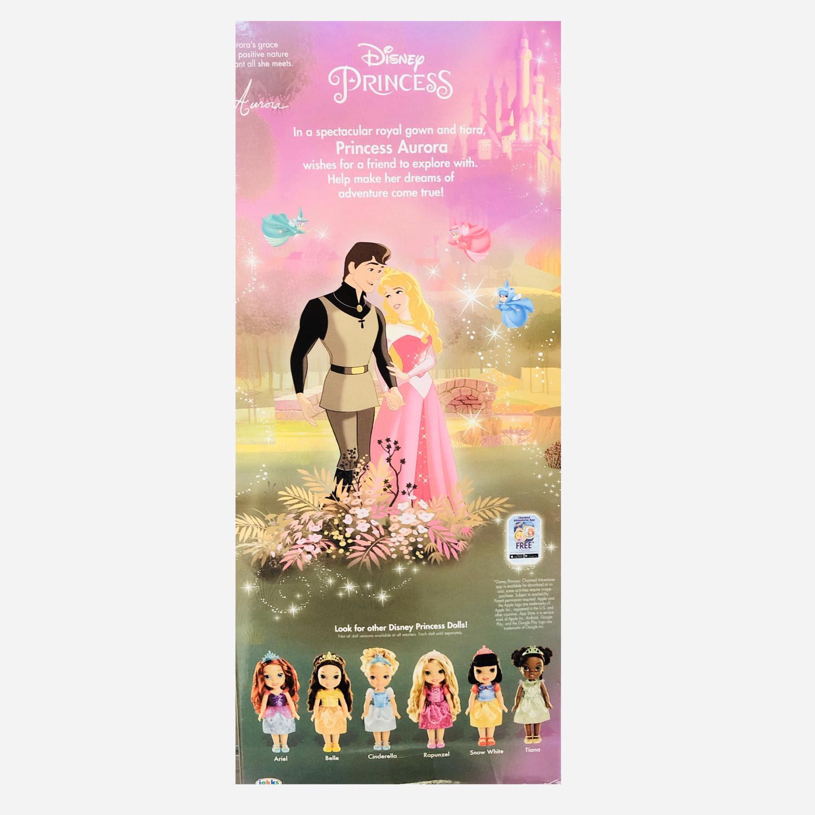 Disney Princess Aurora Anf Toyz