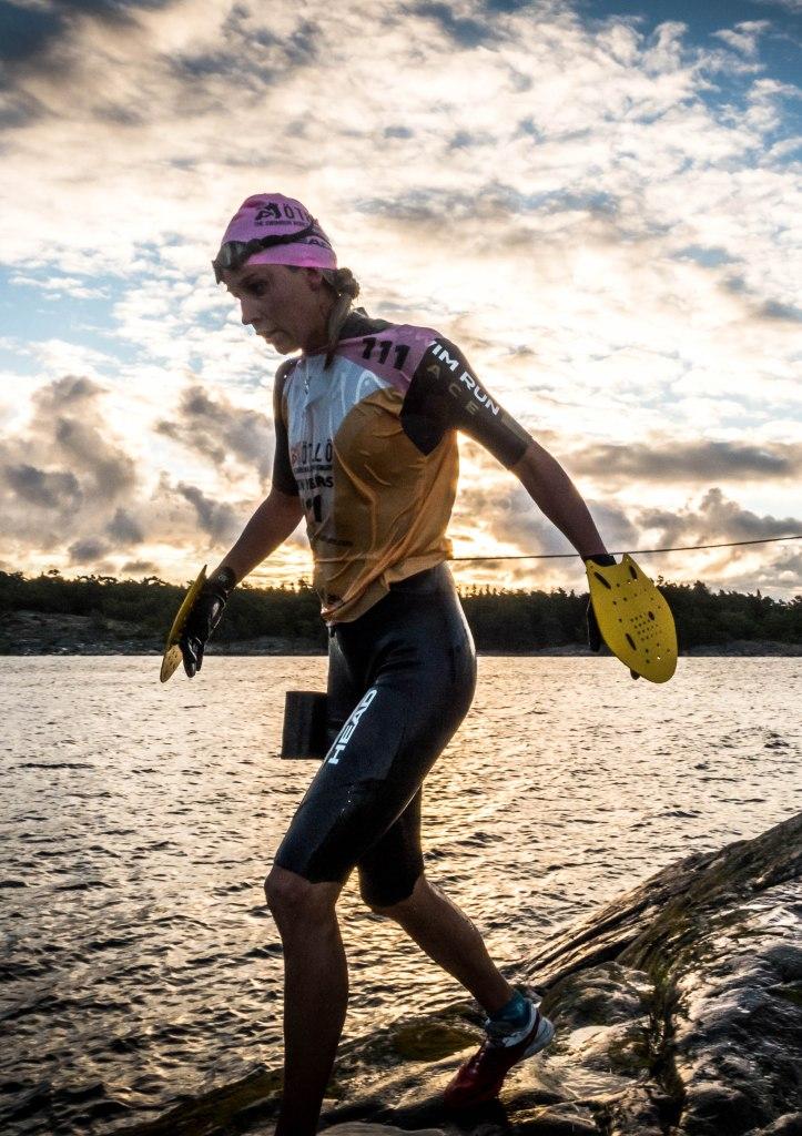 Kristin Larsson. Bild hämtad från ÖTILLÖ
