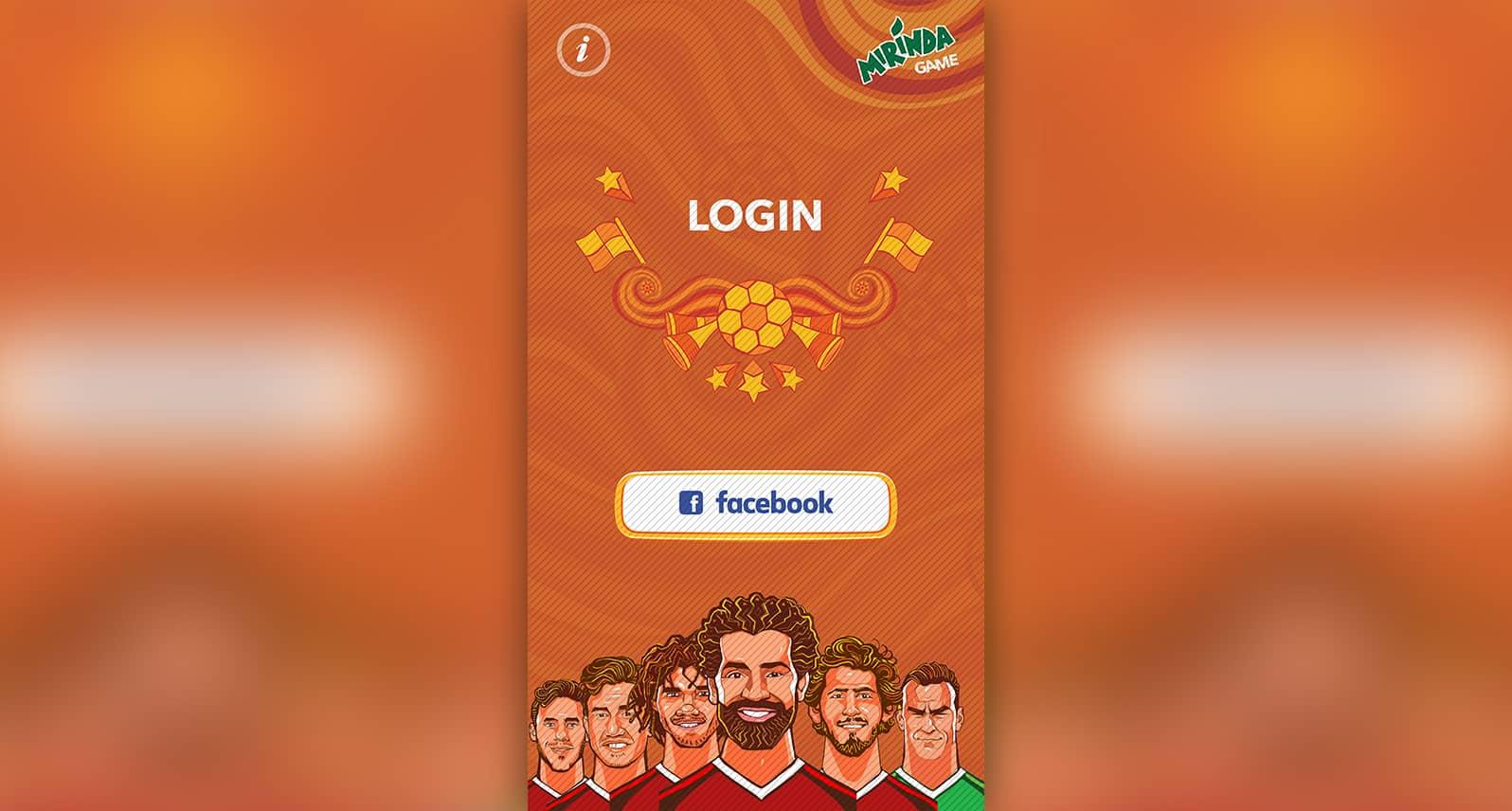 Mirinda AR Game – Egyptian Football Team