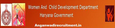 Women and Child Development Haryana