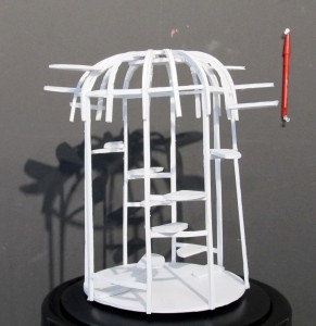 Bird Cage (Side View)
