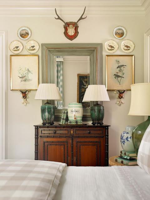 James Farmer bedroom