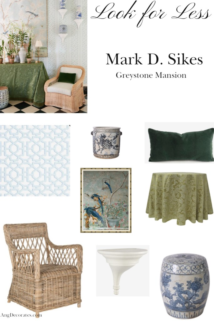 Mark D. Sikes look for leas