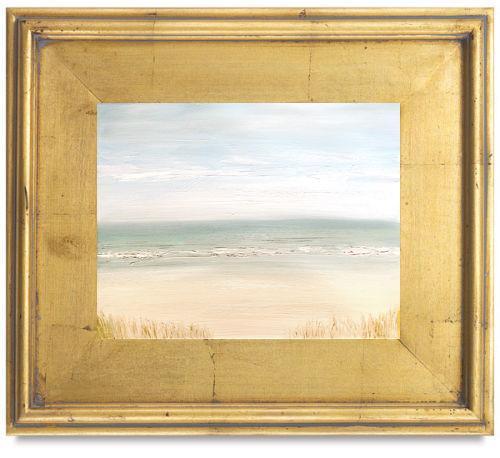 Small framed seascape