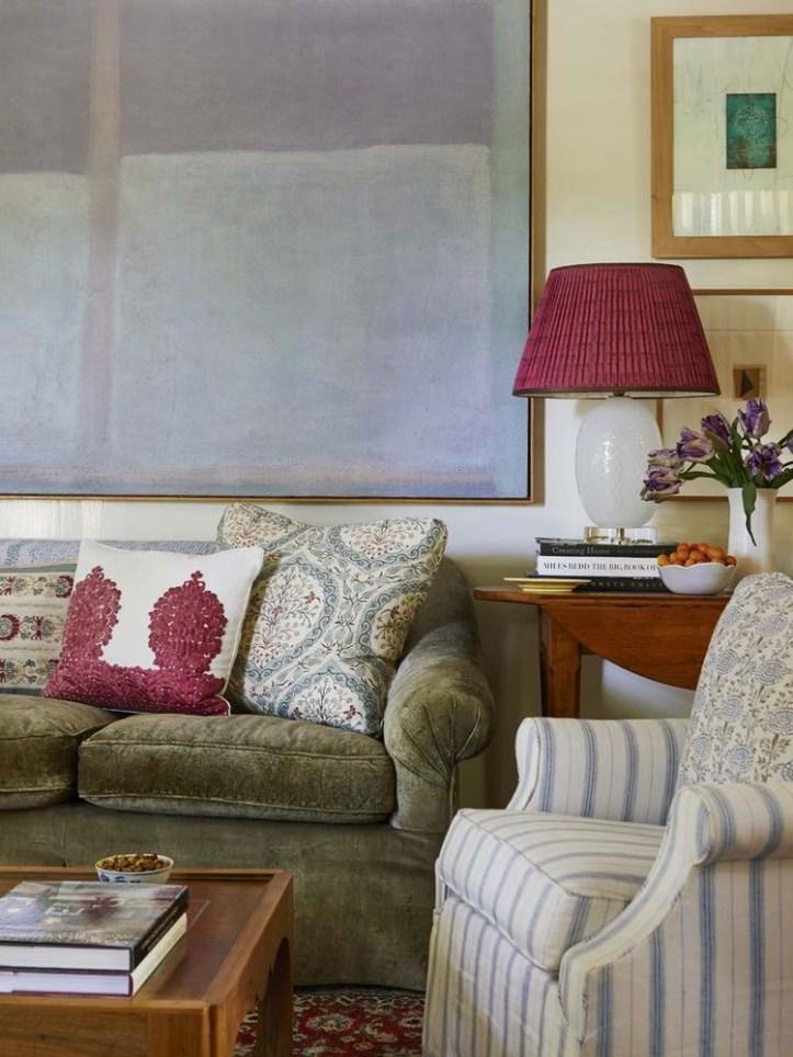 Cathy Kincaid living room