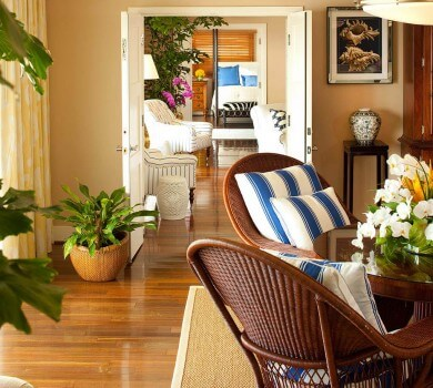 The Kahala Hotel and Resort guest suite