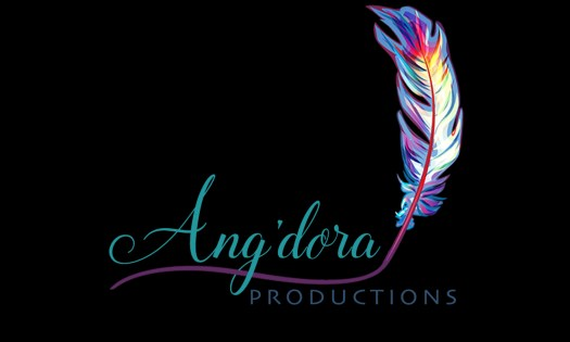 ang'dora productions publishing editing formatting services standard logo
