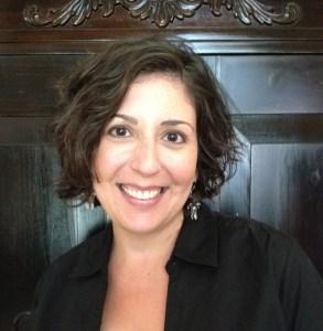 Author Rose Garcia