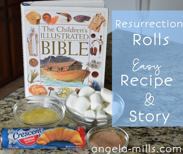 Easter Resurrection Rolls Crescent