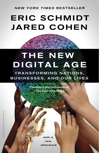 "Google's Eric Schmidt and Jared Cohen launched the paperback of their book with a network package of interviews on ""CBS Evening News"" and ""CBS This Morning""."